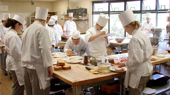 Hospitality 1 & 2 (Kitchen Operations)