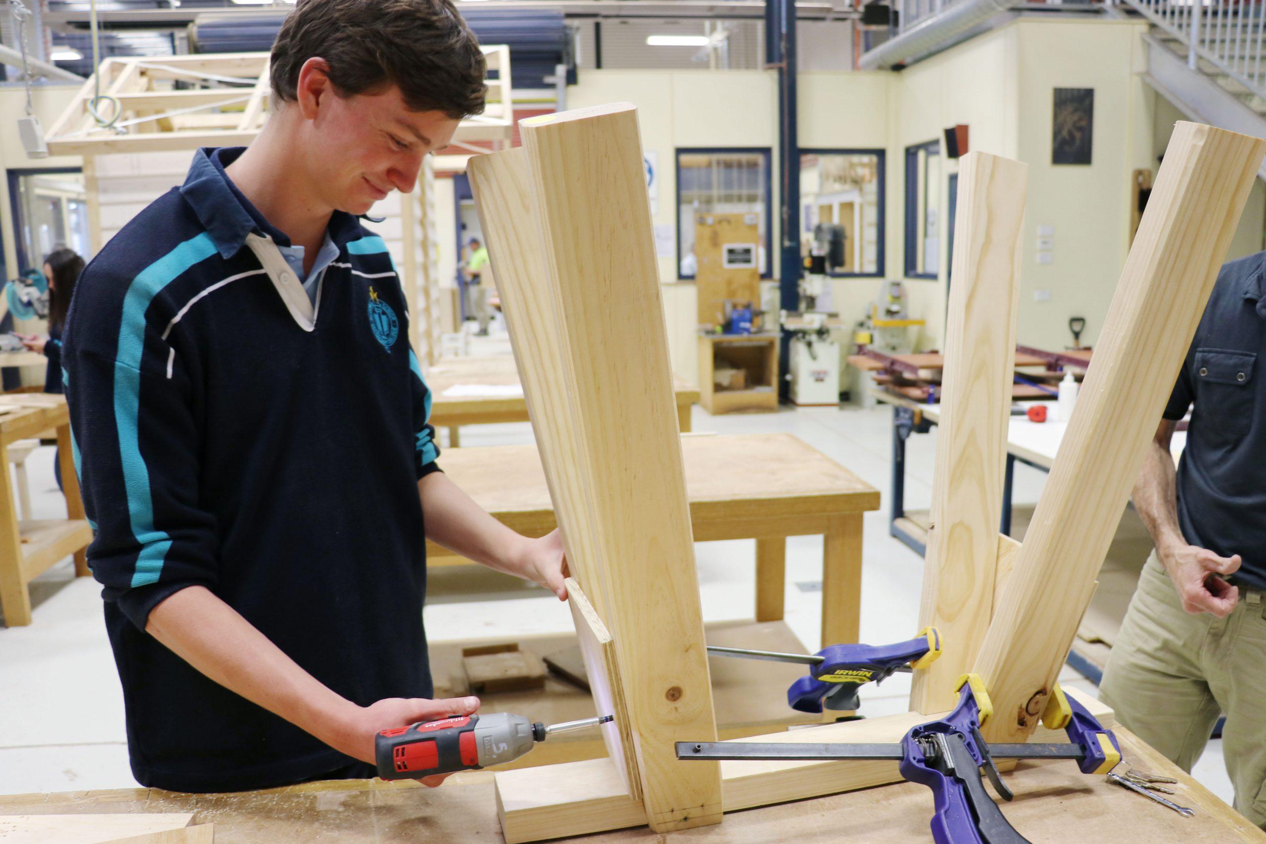 Timber Studies (Year 10)